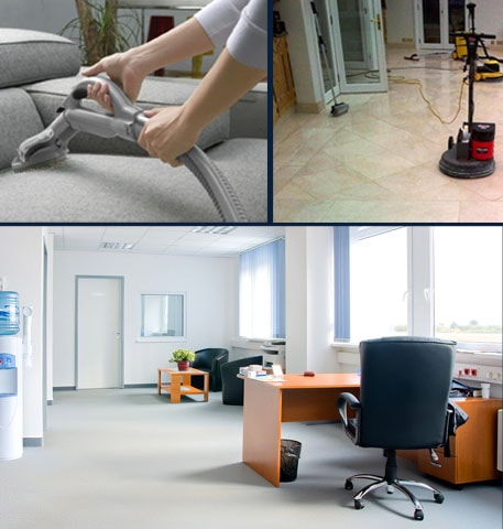 Commercial & Residential Cleaning Services - Delhi, Noida